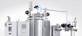 Mixing and Blending Control System